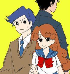 Sinchan Cartoon, Crayon Shin Chan, Cool Technology, Doraemon, Anime Demon, Phan, Anime Love, Character Art, Kawaii