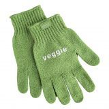 Skrub'a Scrubbing Gloves for Veggies - At last-vegetable cleaning can be thorough and still let you retain all the nutritious benefits.