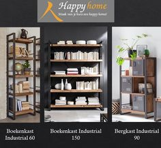 # Industrial # Happy Home