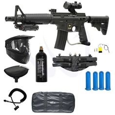 Special Offers - Tippmann US Army Alpha Black Elite M-PDMRG130 Paintball Gun Extreme Pack - In stock & Free Shipping. You can save more money! Check It (September 27 2016 at 08:49PM) >> http://airsoftgunusa.net/tippmann-us-army-alpha-black-elite-m-pdmrg130-paintball-gun-extreme-pack/