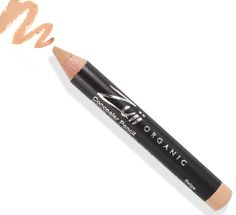 Zuii Organic Concealer Pencil Beige - Zuii Organic revolutionary Concealer provides superior coverage and helps create a flawless finish, perfect for hiding or covering imperfections and skin conditions such as rosacea, acne, blemishes or pigmentation. A combination of certified organic ingredients helps create a soothing coverage to protect and nourish your skin.