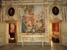 Tornano alla luce mobili preziosi  Villa Niscemi diventa museo