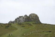 Haytor, Dartmoor. The veiw from my Grandparents, memories I'll cherish!!