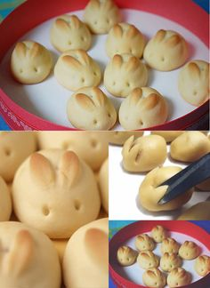 Food Crafts, Diy Food, Edible Crafts, Baking Recipes, Dessert Recipes, Kreative Desserts, Cute Baking, Bread Art, Cute Desserts