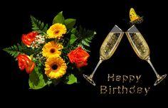 kytice všetko najlepšie k narodeninam - Hľadať Googlom Birthday Celebration, Birthday Wishes, Free Birthday, Birthday Toast, Birthday Images Funny, Celebration Images, Friends Image, Digital Backgrounds, Great Artists