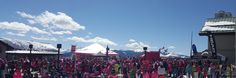 Pink Vail is the largest ski day raising money to support patients at the Shaw Regional Cancer Center. How To Raise Money, Regional, Seattle Skyline, Raising, Ski, Colorado, Cancer, Tours, Pink