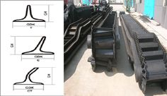 Belt Conveyor: The Selection of Corrugated Sidewall Conveyor Belt...