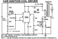 Electric Fence Circuit Diagram 12v: Electric Window/Fence