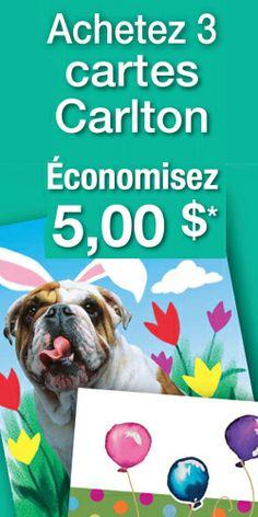Coupon de 5 $ pour les cartes Carlton. Fin le 2 mai.  http://rienquedugratuit.ca/coupons/cartes-carlton/