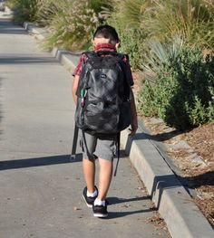 7 Safety Tips for Walking to School