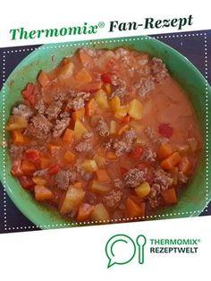 Variation Bauerntopf mit Hackfleisch aus Mix ohne Fix von judyg85. Ein Thermomix ® Rezept aus der Kategorie Hauptgerichte mit Fleisch auf www.rezeptwelt.de, der Thermomix ® Community.
