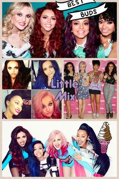 My edit for little mix!!!! << Cute -Jesy