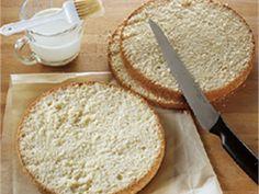 Täytekakkupohjat No Bake Cake, Camembert Cheese, Dairy, Cupcakes, Bread, Baking, Recipes, Party Time, Birthdays
