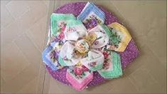 rumal folding design - YouTube Wedding Gift Wrapping, Wedding Gifts, Pink Themes, Craft Shop, Wedding Decorations, Wraps, Creative, Mai, Youtube
