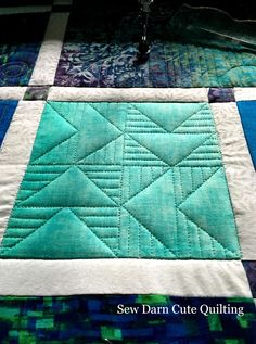 A blog about quilting, sewing and family.