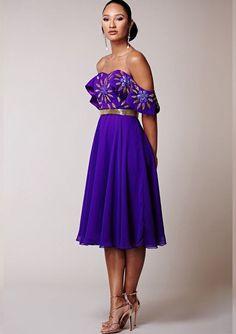 70d6ad2378b Virgos Lounge Cold Drape Ebony Embellished Wedding Midi Party Dress 16 44  New  VirgosLounge