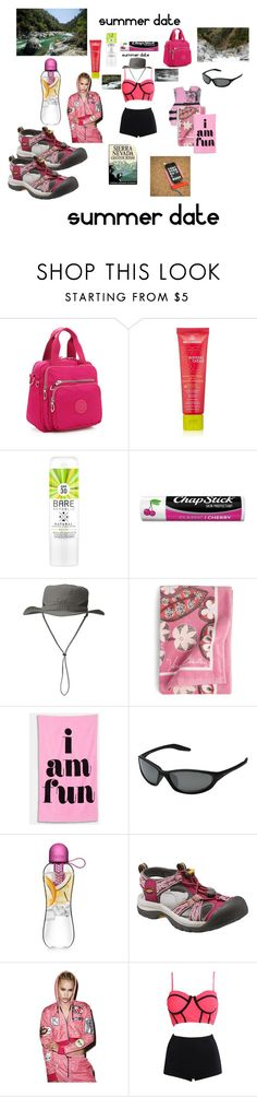 """""""Summer Date"""" by mandimwpink ❤ liked on Polyvore featuring MDSolarSciences, Chapstick, Outdoor Research, Vera Bradley, Native Eyewear, Keen Footwear, W.I.A and WithChic"""