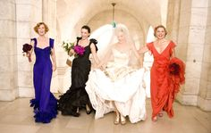 Matrimonio...e un tocco di classe: Consigli per la Scelta dell'abito delle Damigelle D'onore