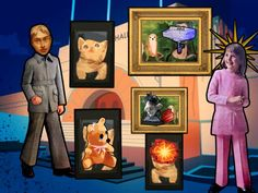 A story of the famous painter who just had a film made about his life. No need to see it now, it's all here thanks to Little Legends Storybuilder . Legends, Painting, Art, Art Background, Painting Art, Kunst, Paintings, Gcse Art
