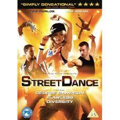 Street Dance (3D) - first UK #StreetDance movie