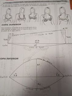 See related links to what you are looking for. Sewing Bras, Sewing Lingerie, Sewing Clothes, Underwear Pattern, Lingerie Patterns, Bralette Pattern, Bra Pattern, Leather Lingerie, Leather Bra