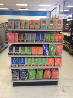 Here is an incredible display of Cloud Star treats from our friends over at Total Pet in Vernon, BC