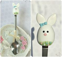#spoon #polymer #clay