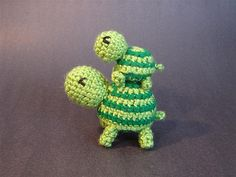 Turtle Amigurumi - FREE Crochet Pattern and Tutorial
