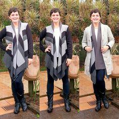 LEILA DINIZ *blog: PONCHO (item novo) + CACHECOL (item com amor) = lo...