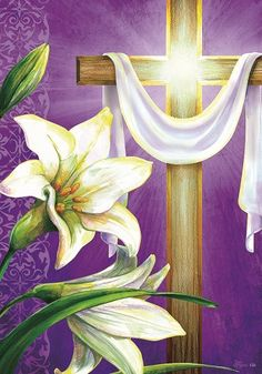 KIDDIE Flag Custom Decor Flag Glory of Easter Garden flags decorative flags initial flags party flags banner 28 x Double-Sided House Flag home flags Custom flag Easter Garden, Easter Art, Easter Paintings, Cross Paintings, Easter Sunday Images, Easter Bible Verses, Easter Wallpaper, Jesus Painting, Custom Flags