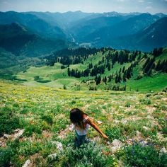 Time to take a load of stuff to the good will, then head off for fresh air, sights of new spring flowers, lady bugs and dragonflies; plus good healing rock vibes, in an uplifting spring hike... Hope you find some healing time. 12 stunning landscapes you'll only see in Utah - Matador Network  Wasatch Mountains  Photo: Scott Sporleder