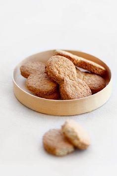 la formula del biscotto: esperimento 114: biscotti da colazione al cocco