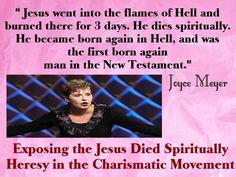 WHAT? And people follow this deception, and unbiblical teaching.