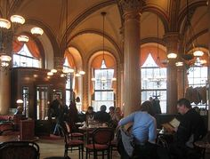 Viennese coffee house - Wikipedia, the free encyclopedia