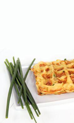 Savory Parsnip Noodle Chive Waffles (scheduled via http://www.tailwindapp.com?utm_source=pinterest&utm_medium=twpin&utm_content=post258141&utm_campaign=scheduler_attribution)