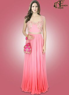 Ethnic Gown Online Shopping