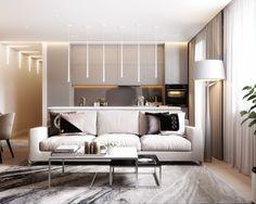 Ознакомьтесь с этим проектом @Behance: «Modern interior» https://www.behance.net/gallery/43089321/Modern-interior