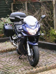 2009 Suzuki Bandit 1200S