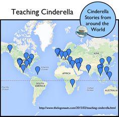 Teaching Cinderella Stories from around the World | The Logonauts