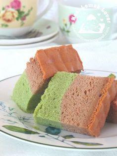 Nasi Lemak Lover: 我也相思了, 相思蛋糕 (Xiang Si Chiffon Cake)