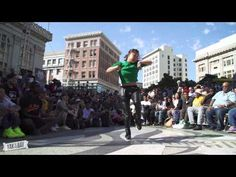 IBUKI Judge Demo YAK to the BAY 2015 | ART+SOUL Festival Oakland - YouTube
