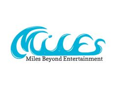 The miles logo is great as it uses the logo to create the miles from the name. its use of colour create high levels of contrast when place on a white background.