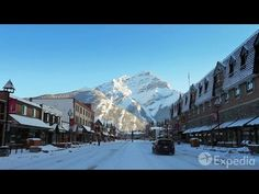 Banff Vacation Travel Guide | Expedia - YouTube