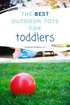 Get your toddler outside this summer with these amazing outdoor toys. You're toddler is sure to have fun with these sand and water play toys as well as bubbles. Outdoor Toys For Toddlers, Best Outdoor Toys, Toddler Outside Toys, Outdoor Games, Outdoor Ideas, Toddler Fun, Toddler Gifts, Toddler Preschool, Toddler Toys