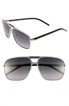 9268d8be79 Dior Men s Christian 134s 61mm Sunglasses