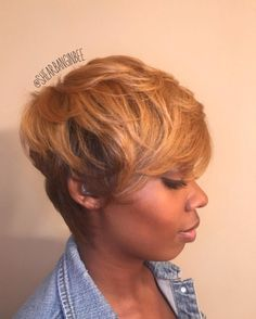 Love this spring cut✂️ and color by Atlanta Stylist @shearbanginbee GORG #voiceofhair voiceofhair.com