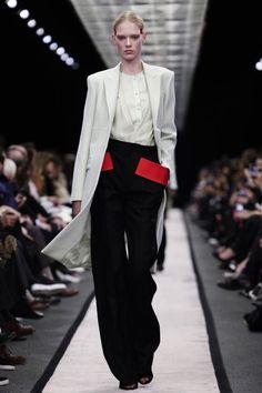 Givenchy Ready To Wear Fall Winter 2014 Paris - NOWFASHION