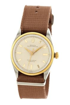 Rolex Men's/Unisex Oyster Perpetual Watch