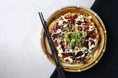 """Savoury and satisfying, these Japanese pancakes are a simple, frugal meal with just a few ingredients. Frugal can still be fabulous, as i'm showing you this week. Okonomiyaki are Japanese savoury pancakes, sometimes referred to as Japanese pizza. The name comes from the word okonomi, meaning """"what you like"""" or """"what you want"""", and yakiRead More"""