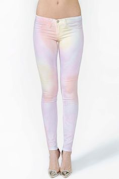 Ice Cream Skinny Jeans